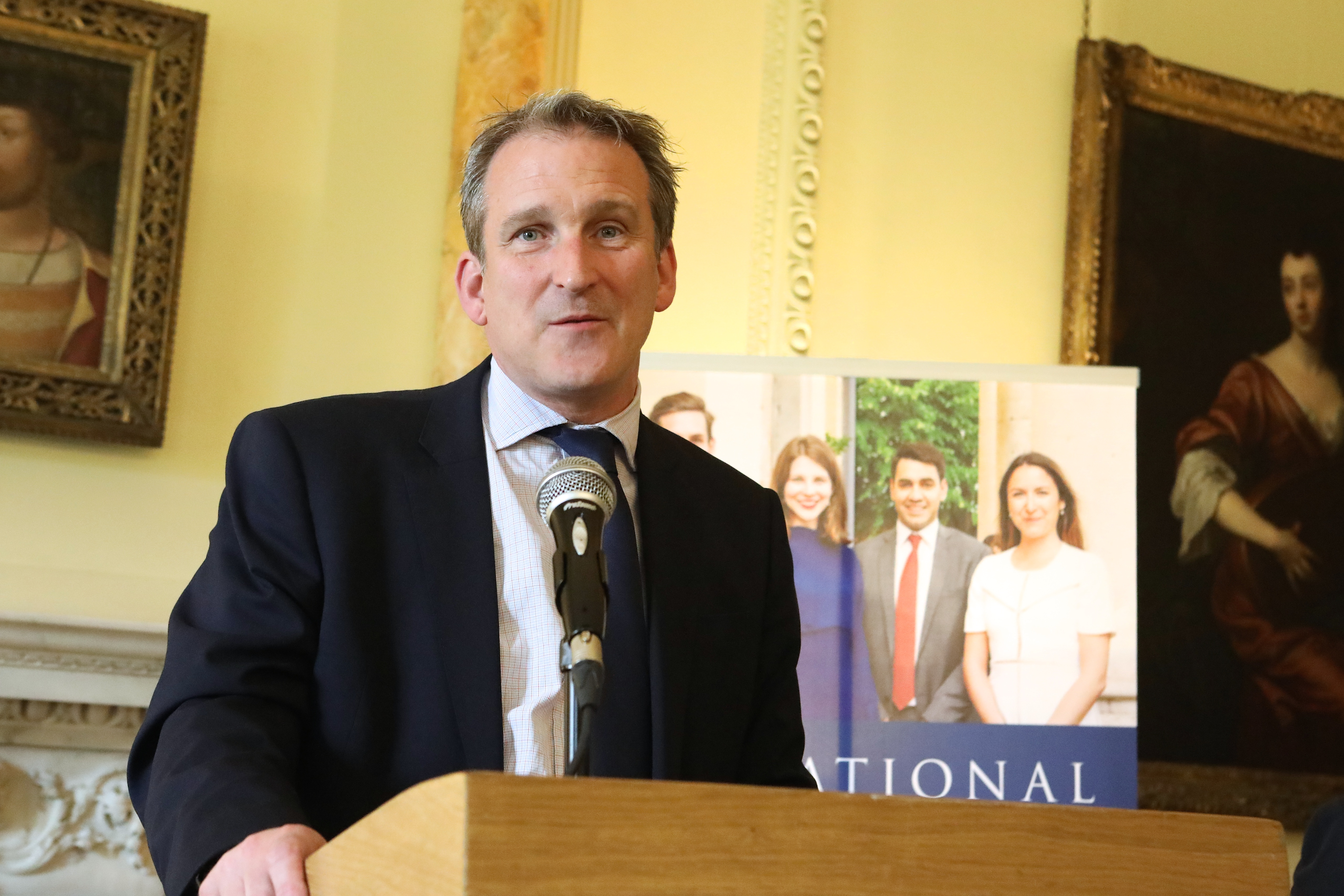 Education Secretary Damian Hinds remarked upon the value of sharing and exchanging knowledge and people.