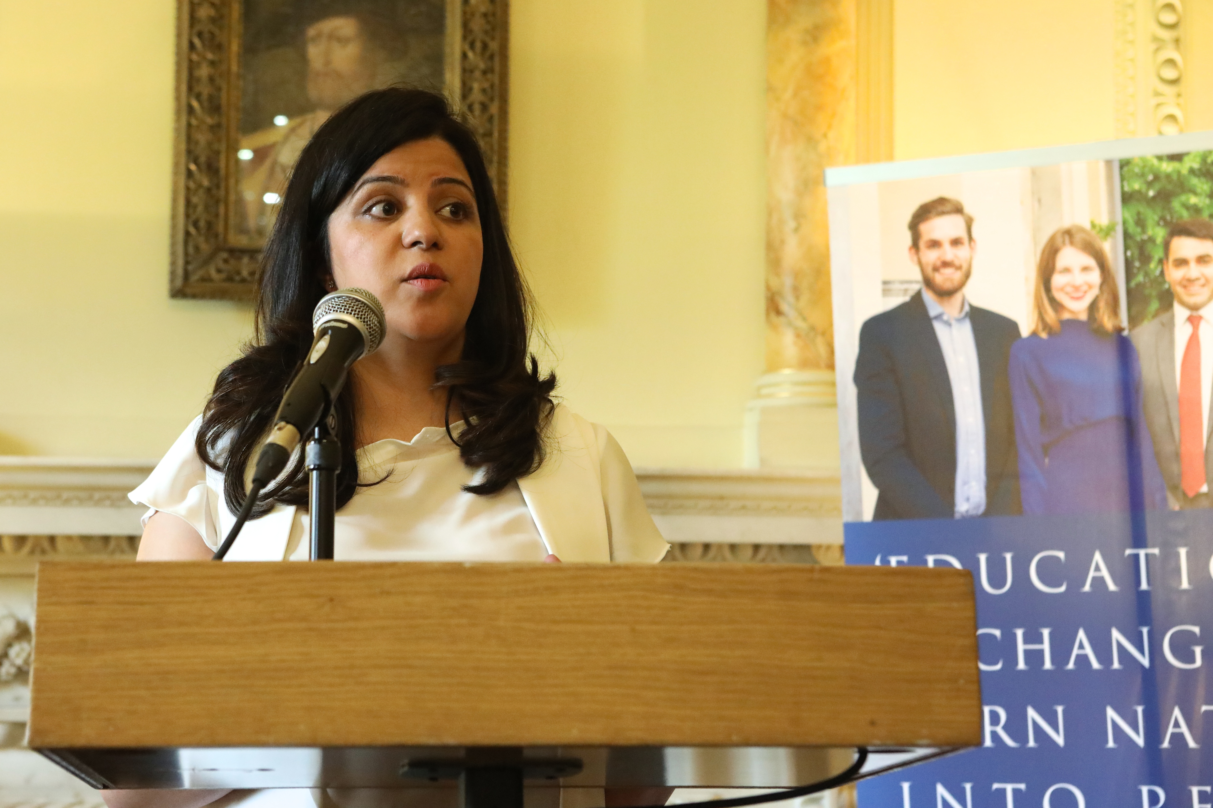 Bynvant Sandhu shared how her Fulbright experience impacted her personally and professionally